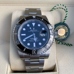 Rolex Submariner Date 116610LN Complete Set